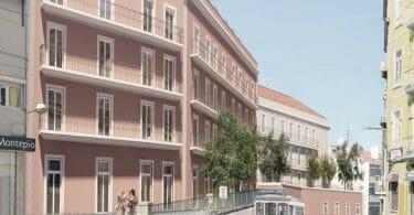 Graça Residences em Lisboa