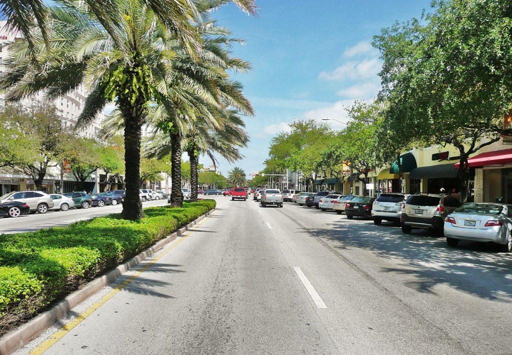 Coral Gables - Miracle Mile