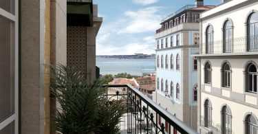Bragança 10 no Chiado em Lisboa