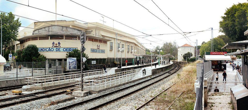 Estação Ferroviária de Oeiras