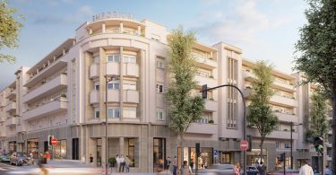 Edifício de Apartamentos no Porto