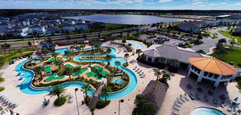 Storey Lake Orlando FL