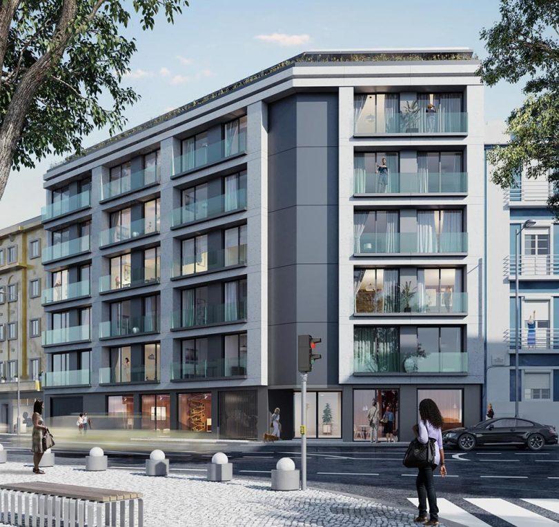 Visconde Santarém apartamentos em Lisboa