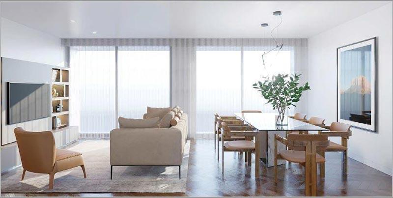 Visconde Santarém - Apartamentos em Lisboa