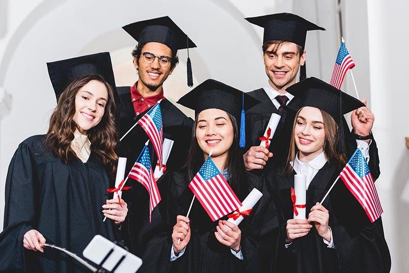 Programa Acadêmico para estudar nos EUA